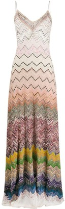 Missoni Zig-Zag Knit Dress