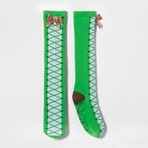Nintendo Zelda Women's Knee High Socks - Green One SizeJuniors