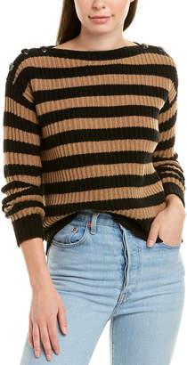Max Mara Wool & Cashmere-Blend Sweater