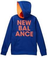 New Balance Graphic Hoodie (Big Boys)