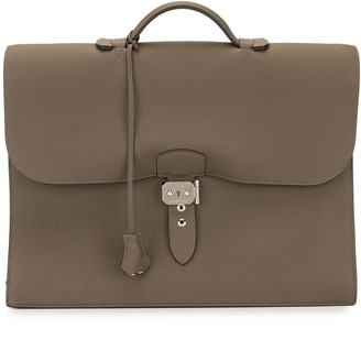 Hermes pre-owned Sac a Depeche 38 briefcase