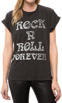 Madeworn Rock Rock N Roll Forever Tee