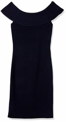 Elie Tahari Women's Ruthie Sweater Dress