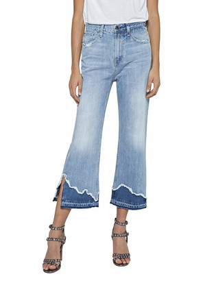 Replay Women's Agathe Straight Jeans