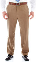 STAFFORD Stafford Travel Flat-Front Suit Pants-Big & Tall