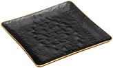 L'OBJET Crocodile Square Desk Tray