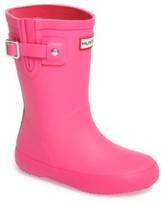 Hunter Toddler Buckle Strap Rain Boot