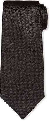 Tom Ford Men's Textured Solid Silk Tie