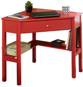 Breakwater Bay Cliffside Corner Writing Desk