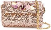 Dolce & Gabbana sequin bag