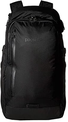 Pacsafe 30 L Venturesafe Anti-Theft Backpack (Black) Backpack Bags