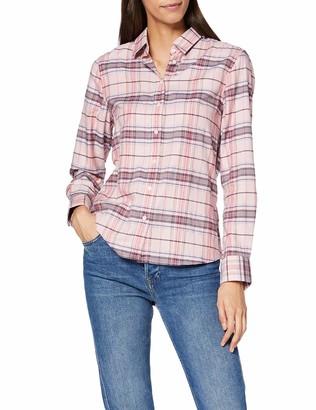 Gant Women's D1. Check Twill Shirt Blouse