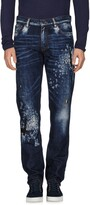 Amen Denim pants - Item 42591770