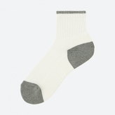 Uniqlo MEN Pile Line Half Socks