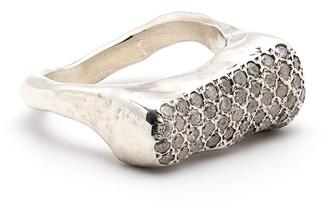 Rosa Maria Crystal-Embellished Ring