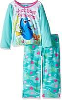 Disney Finding Dory Nemo Girls Fleece Pajamas