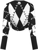 Opening Ceremony UMD X shrug cardigan - women - Merino - One Size