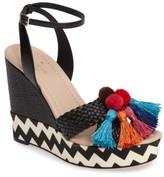 Kate Spade Women's Delancey Wedge Sandal