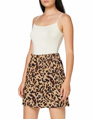 Pieces Women's Pcnya Mw Skirt Pb