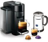 Nespresso Evoluo Deluxe Bundle Single Serve Brewer, Espresso Maker and Milk Frother