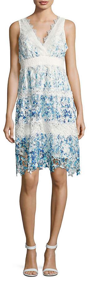 e26bd8372f1fc Elie Tahari Sleeveless Lace Dresses - ShopStyle