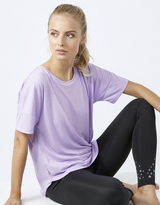 Accessorize Mesh Back T Shirt