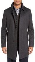 Ted Baker Men's Arizona Wool Blend Overcoat