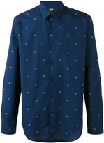 Fendi Multi Ulls shirt - men - Cotton - 39