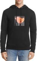 Soulland Bun Poppy Graphic Pullover Hoodie Sweatshirt