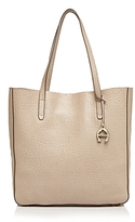 Etienne Aigner Joan Pebbled Leather Tote
