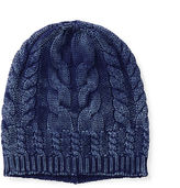 Polo Ralph Lauren Cable-Knit Cotton Hat