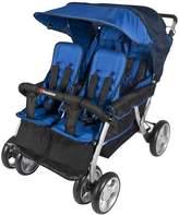 Foundations LX4 Dual Canopy Stroller