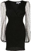 LIKELY Shanese polka dot dress