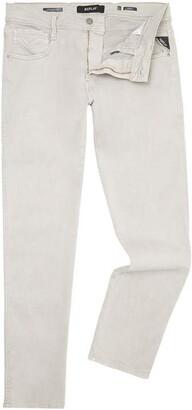 Replay Anbass Hyperflex Slim Fit Jeans