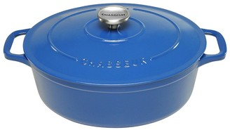 Chasseur Oval French Oven 27cm/3.6L Sky Blue