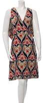 Prada Floral Midi Dress w/ Tags