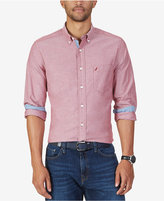 Nautica Men's Oxford Long-Sleeve Shirt