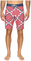 VISSLA Destination Unknown Washed 4-Way Stretch Boardshorts 20""