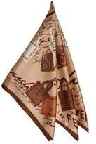 Fendi Pre-owned: Printed Silk Scarf.