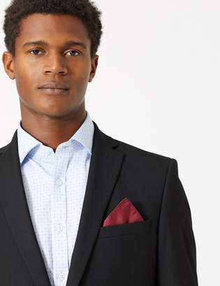 Marks and Spencer Twill Pocket Square