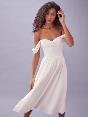 Reformation Violet Dress