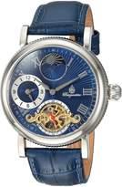Burgmeister Men's BM226-133 Analog Display Automatic Self Wind Watch