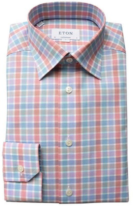 Eton Check Shirt