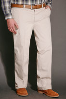 Yours Clothing Stone Chino Trousers With Stretch Waist