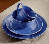 Pottery Barn Cambria 16-PIECE DINNERWARE SET- Blue