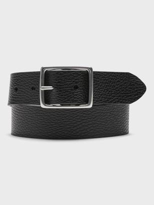 Banana Republic Pebbled Leather Belt