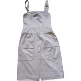 Prada Beige Cotton Dress