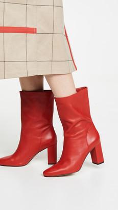 Villa Rouge Loden Boots