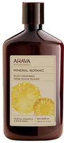 Ahava Mineral Botanic Cream Wash Tropical Pineapple and White Peach 17oz