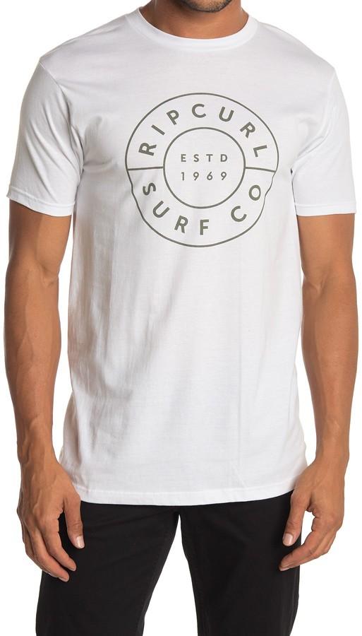 Rip Curl Mens Bear Republic Ringer Tank T-Shirt